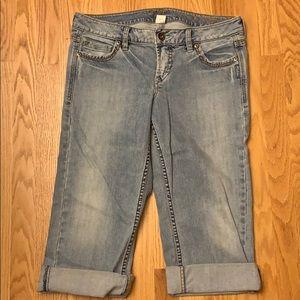 Silver Jeans Jeans - NWOT Silver Jeans capris